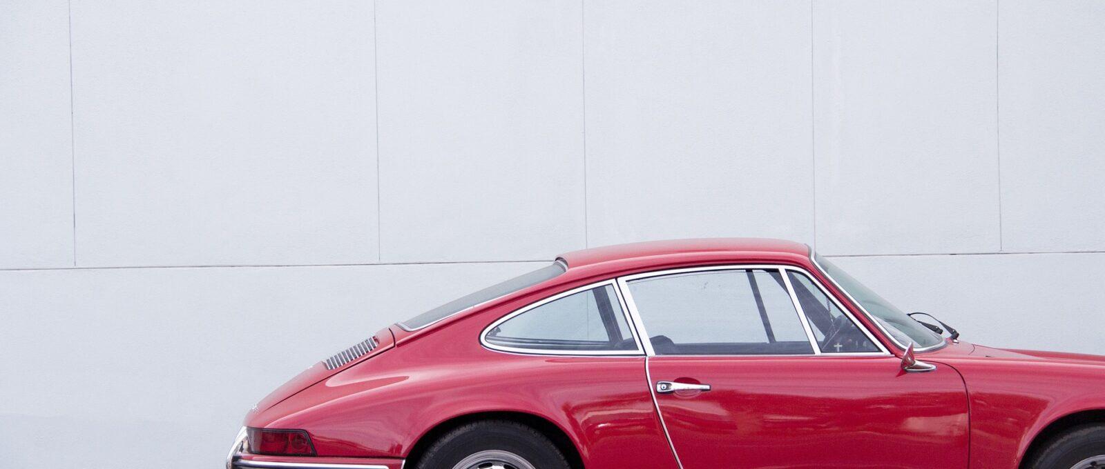 Comment entretenir une voiture de collection ?